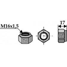 Écrou hexagonal à freinage interne - M16x1,5 - 10.9 - Agrimaster - 1012416
