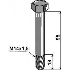 Boulon - M14x1,5 - 10.9 - Kuhn - 50073500