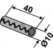 Goupille de serage - Ø10x40 - Mulag - 164394