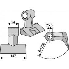 Marteau broyeur - Nobili - 4946201