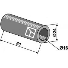 Entretoise d'écartement Ø24 - Noremat - 103031