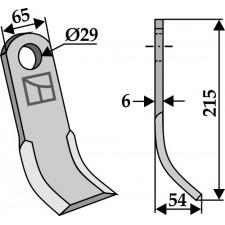 Couteau-Y - Ugeløse - UG4233