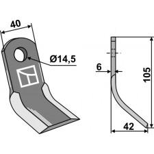 Couteau-Y - Rapid - 14000407