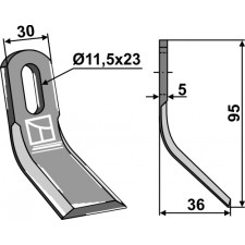 Couteau-Y - AG001764