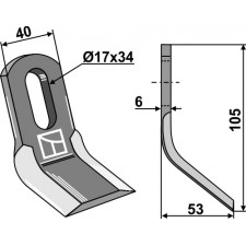 Couteau-Y - AG001742