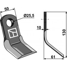 Couteau-Y - AG001737