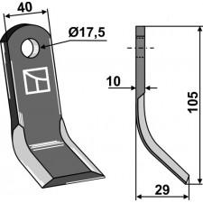 Couteau-Y - Palladino - 560110