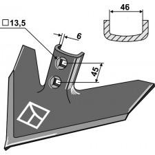 Soc triangulaire 305x6 - Case IH - 1547100C2