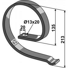 Renfort double spire - AG014493