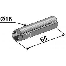 Goupille mecanindus Ø16x65 - Quivogne - GOU12000