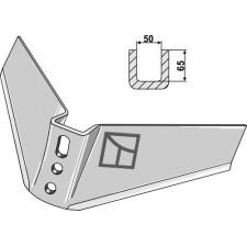 Soc à ailettes - Bottmersdorf - 0200-11-026-0