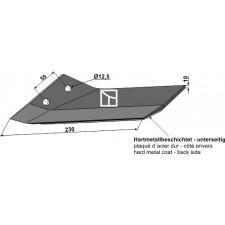 Aileron de rechange - gauche - Lemken Karat - 3374463