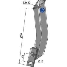 Tube de semoir - AG004505
