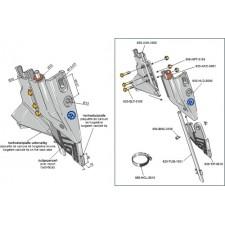 Soc de semoir - TITAN - AG004440