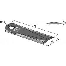 Couteau broyeur de paille - KPAB - 500113