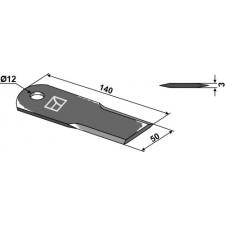 Couteau broyeur de paille - KPAB - 555300-3