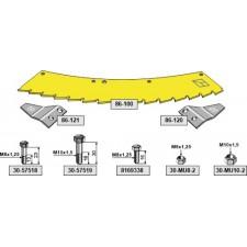 Kit-lames de scie - John Deere - LCA78864