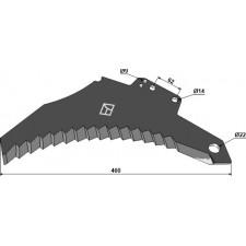 Couteau d'ensilage - Strautmann - 488.17.505