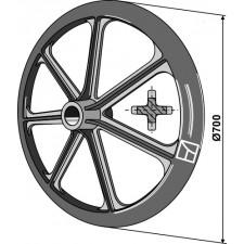 Roue packer - Ø700mm - AG007505
