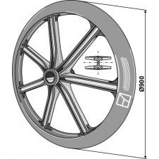 Roue packer - Ø900mm - AG007494