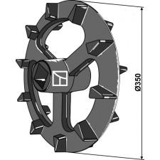 Roue crosskill - Ø350mm - Strom - KM090026