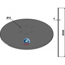Coutre circulaire Ø507x4 - Lemken - 3490027