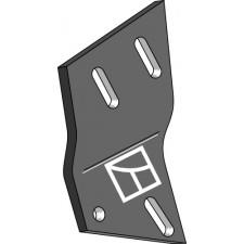 Bride de fixation pour ailette gauche - Överum - 84023