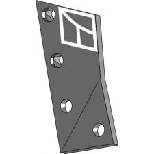 Bride de fixation pour pointe réversible droite - Överum - 35076 - 41653507609