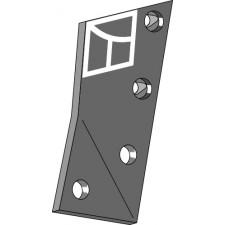 Bride de fixation pour pointe réversible gauche - Överum - 35077 - 41653507709