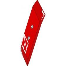 Pointe réversible 70x15  droite - Vogel u. Noot - PK8.011.01