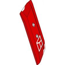 Pointe réversible 65x14 gauche - Vogel u. Noot - PK8.011.02A