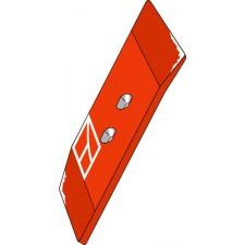 Pointe réversible droite - Niemeyer - 024104