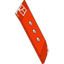Pointe réversible 13mm gauche - Niemeyer - 200611