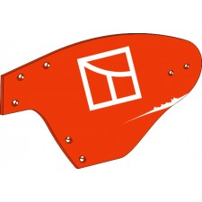 Versoir gauche - Niemeyer - 024091