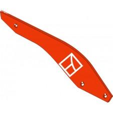 Lame claire-voie droit - Niemeyer - 024130