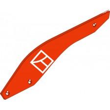 Lame claire-voie gauche - Niemeyer - 024129