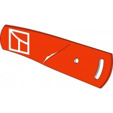 Rallonge de Versoir droit - Niemeyer - 024082