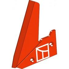 Aileron pour charrue Coutre droit - Niemeyer - 026240