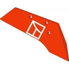 Soc de charrue standard N152R droit - Niemeyer - 200614