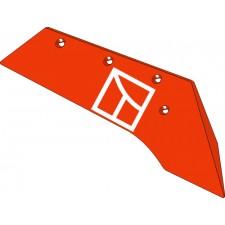 Soc de charrue standard N172R droit - Niemeyer - 200814
