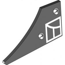 Nez de Contre-sep pour charrue droit - Krone - 123.166.5