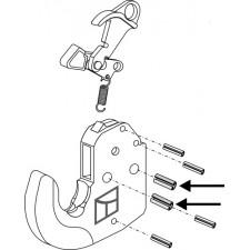 Goupille de serrage 2 pcs - AG010506