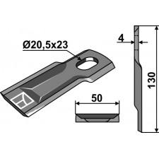 Couteau pour faucheuse - Agram - 56110500