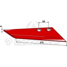 Aileron de rechange - modèle droit - Niemeyer - 31196