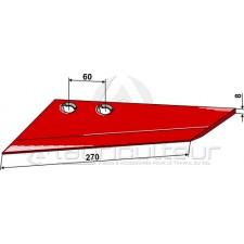 Aileron de rechange - modèle gauche - Niemeyer - 31195