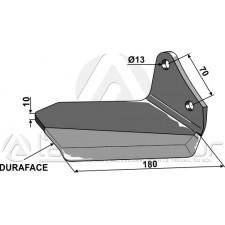 Aileron de rechange - droit - Delta Flex - AG003200