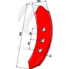 Pointe - gauche - Landsberg - 965.50.066.1