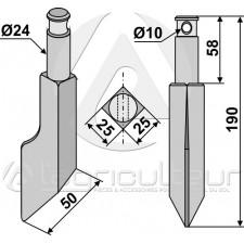 Dent rotative - AG000033
