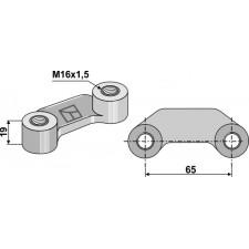 Écrou à panier - M16x1,5