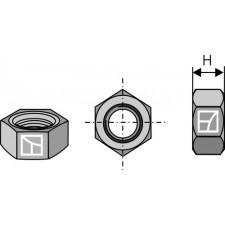 Écrou hexagonal à freinage interne - M14x1,5